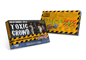 Zombicide: Toxic Crowd Expansion