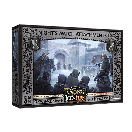 A Song of Ice & Fire: Night's Watch Attachments #1
