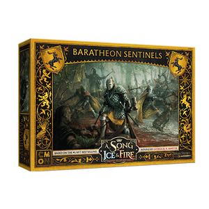 A Song of Ice & Fire: Baratheon Sentinels