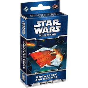 Star Wars LCG: The Card Game - Knowledge and Defense