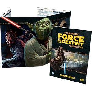 Star Wars: Force and Destiny: Game Master's Kit