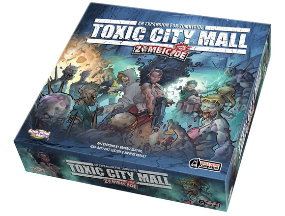 Zombicide: Toxic City Mall Expansion