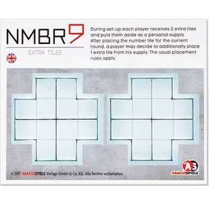 NMBR 9: Extra Tiles Mini Expansion