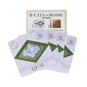 The Great City of Rome: The Shrine