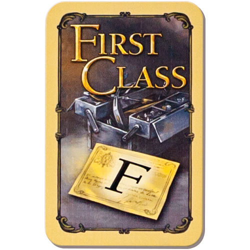 First Class: Module F Mini Expansion