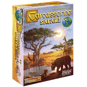 Carcassonne: Safari