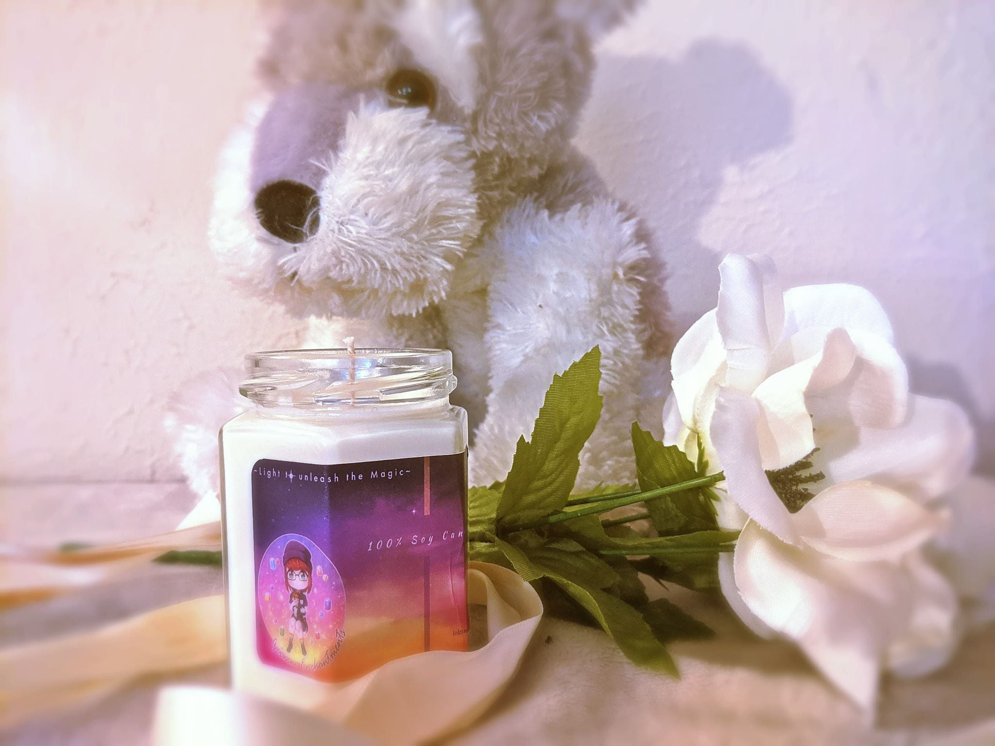 Innocence Candle