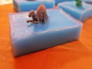 Dinosaur Bar Soap (Soft)
