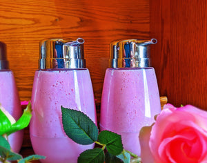 Ocean Rose Liquid Soap