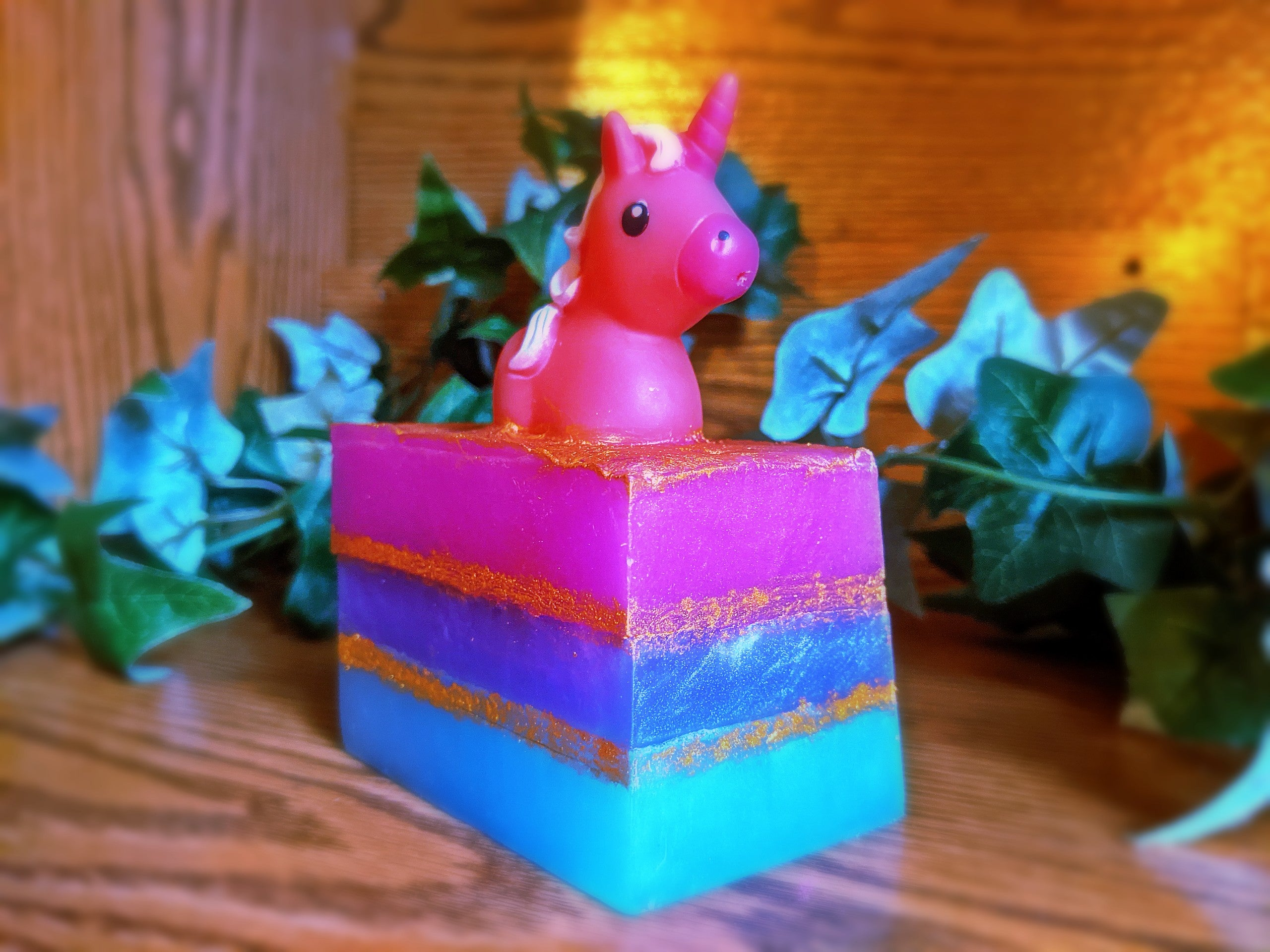 Unicorn Flurry Bar Soap