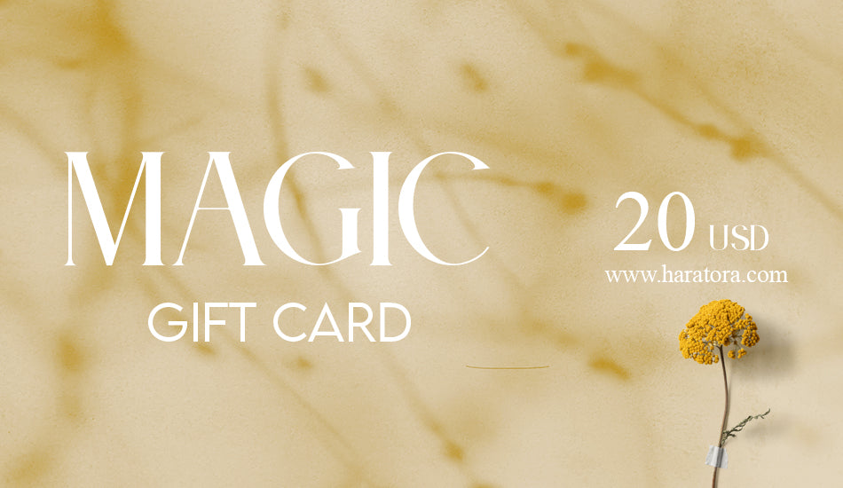 MAGIC GIFT CARD DE 20 US - HAR'ATORA / WONDERLAND SHOP
