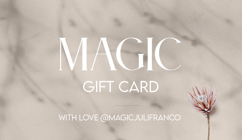 GIFT CARD WITH LOVE JULI FRANCO - HAR'ATORA / WONDERLAND SHOP