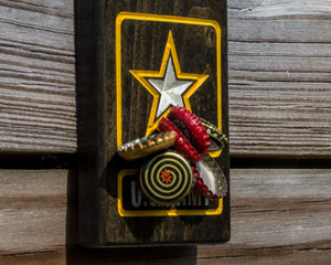 Magnetic Bottle Opener - US Army