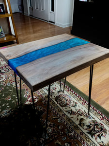 Tabebuia River Table/Endtable