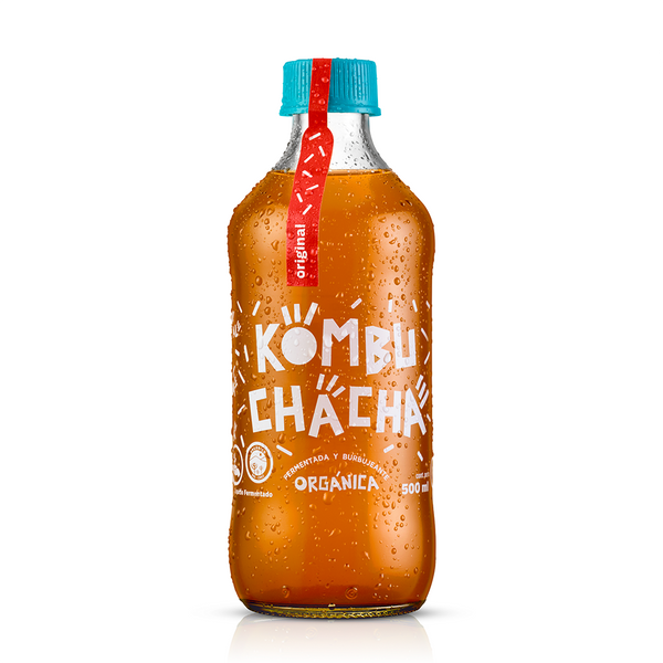 Kombuchacha Original 500ml