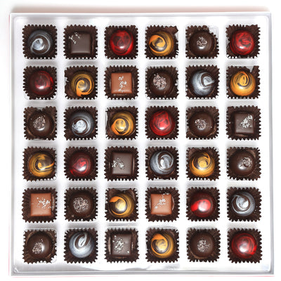 The Caramel Collection - Zoe's Chocolate Co.