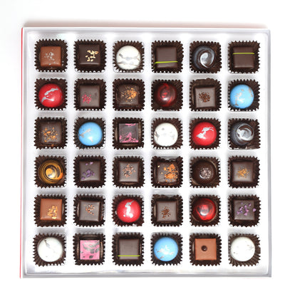 Fabulously Festive Chocolates - Zoe's Chocolate Co.