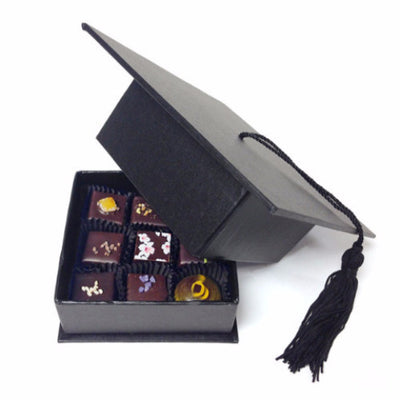 The Graduation Box - Zoe's Chocolate Co.