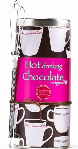 Cold Drinking Chocolate - Zoe's Chocolate Co.