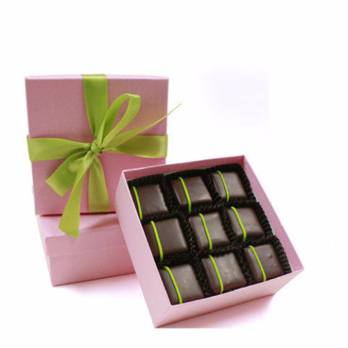 Spring Mint - Zoe's Chocolate Co.