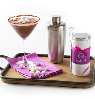 Chocolate Martini Kit - Shaken, Not Stirred - Zoe's Chocolate Co.