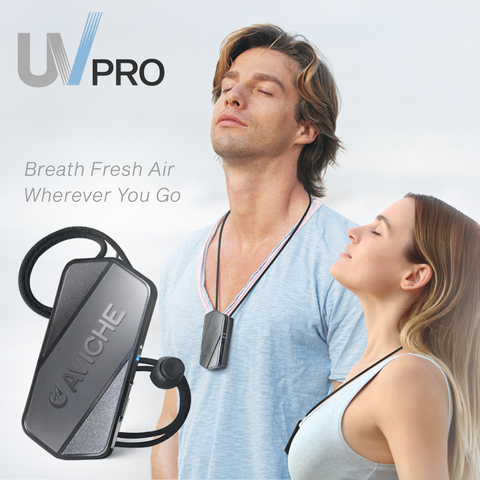 UVPRO Aviche Personal Air Purifier M1 Version 3.0