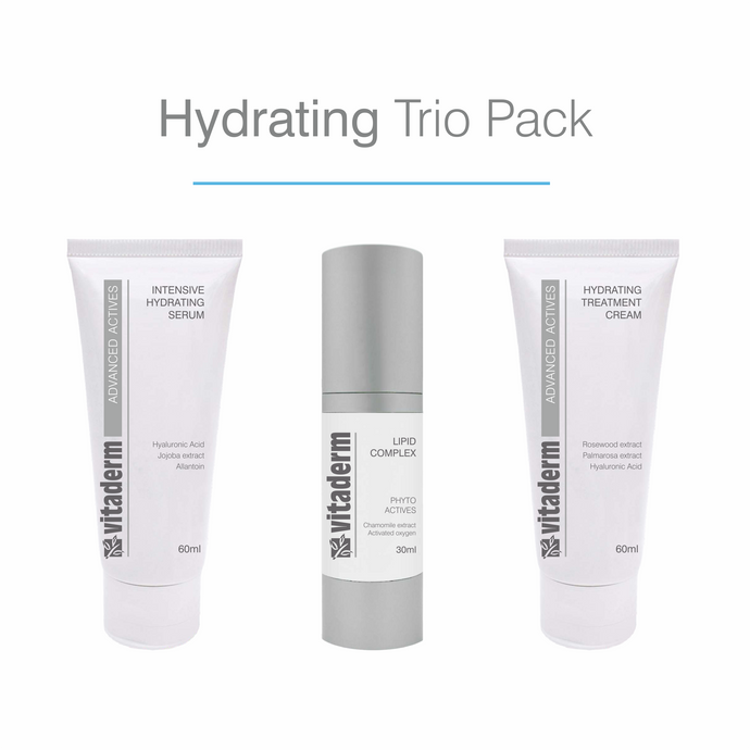 Vitaderm Skin Care Hydrating Trio Pack - Salon 33 Online