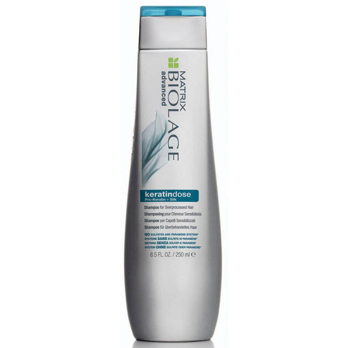 Matrix Biolage Keratin dose Shampoo from Salon 33 Hair Co