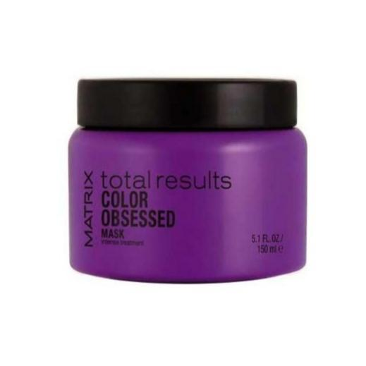 Matrix Total Results Colour Obsessed Neutralization Hair Mask at Salon 33 Hair Co
