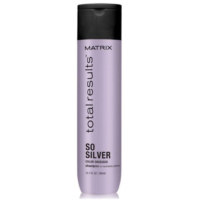 Matrix Total Results Color Obsessed So Silver Shampoo 300ml - Salon 33 Online