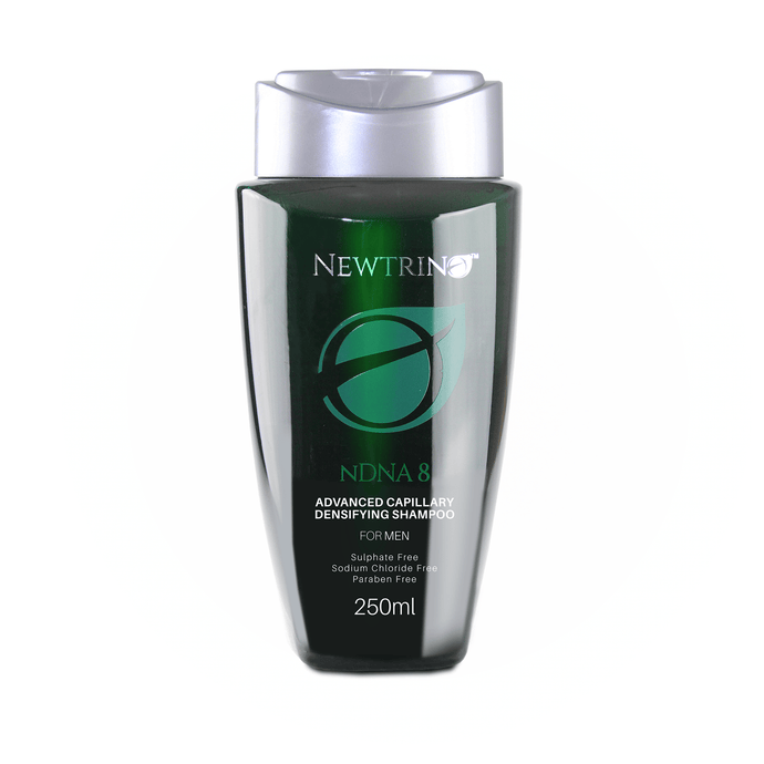 Newtrino nDNA 8 Shampoo for Men 250ml - Salon 33 Online