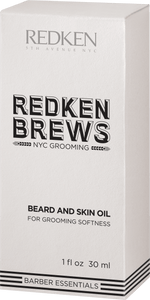Redken Brews Beard Moisturizer / Oil 30ml
