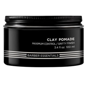 Redken Brews Clay Pomade from Salon 33 Hair Co