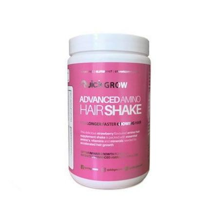 Quick Grow Advanced Amino Hair Shake from Salon 33 Hair Co
