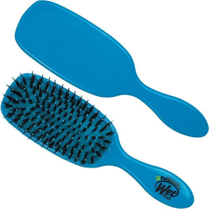 Smooth & Shine Enhancer Wet Brush Pet Brush from Salon 33 Hair Co