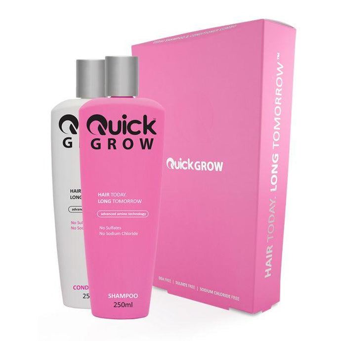 Quick Grow Advanced Amino Combo at Salon 33 Hair Co