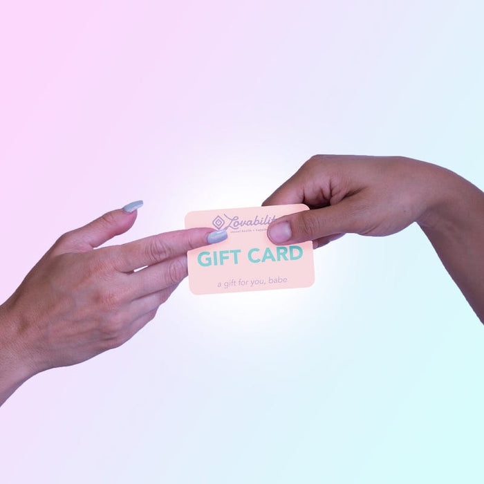 Gift Card - Lovability