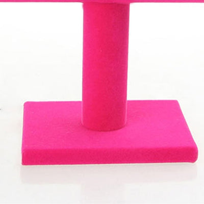 Velvet T-Bar Jewelry Display Stand - Urban Decor Outlet