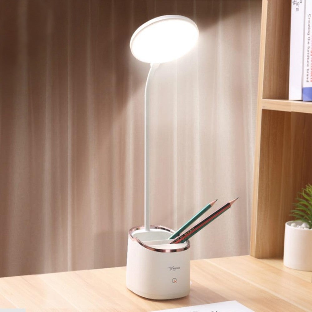 Rechargeable Battery Desk Lamp - Urban Decor Outlet