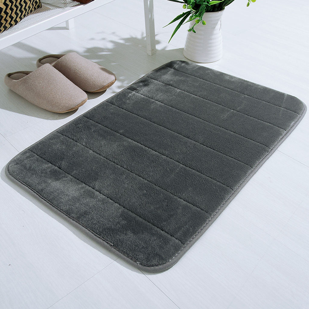 Soft Memory Foam Bath Mat - Urban Decor Outlet
