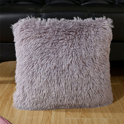 Fuzzy PillowCover - Urban Decor Outlet