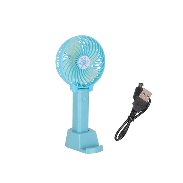 Portable Mini Desk Fan - Urban Decor Outlet
