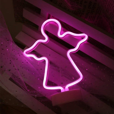 LED Neon Light Stand - Urban Decor Outlet