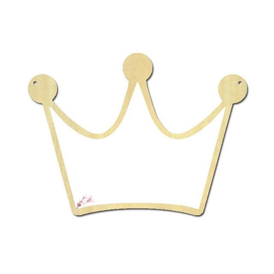 Wall Mirror Decal Glowfulness Crown