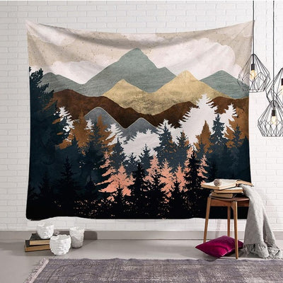 Mountain Collection- Tapestry - Urban Decor Outlet