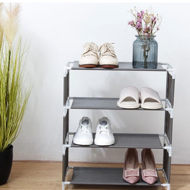 Multi-story shoe rack - Urban Decor Outlet