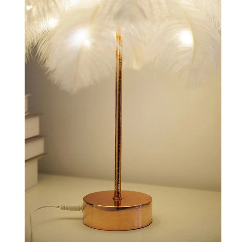 Old Hollywood X Miami Table Lamp