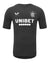 Men's Mesh Match Day Tee - Black