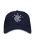 Stadium Cap - Navy/White
