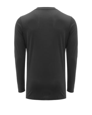 Junior Blackout Long Sleeve T-Shirt
